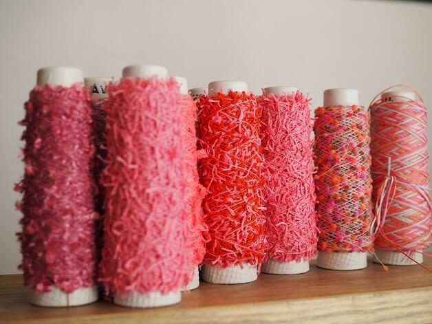 AVRILの糸で色集め