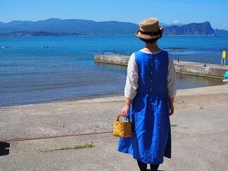 日本海と私