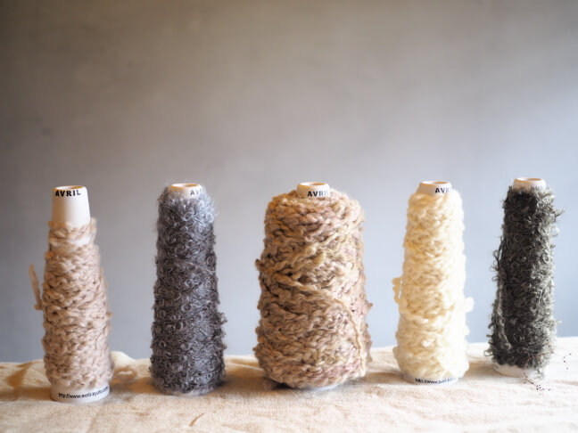 AVRILの毛糸