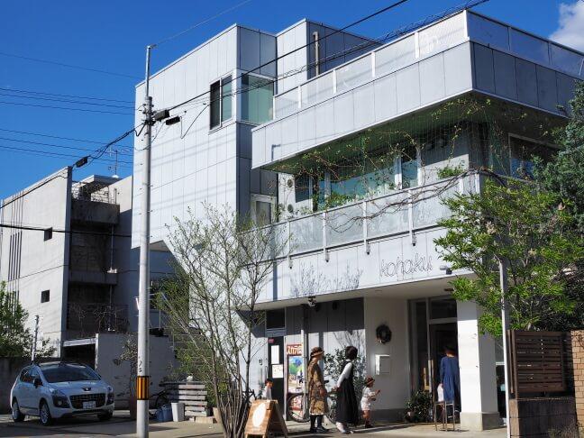 川越のおすすめのお店が集まる場所