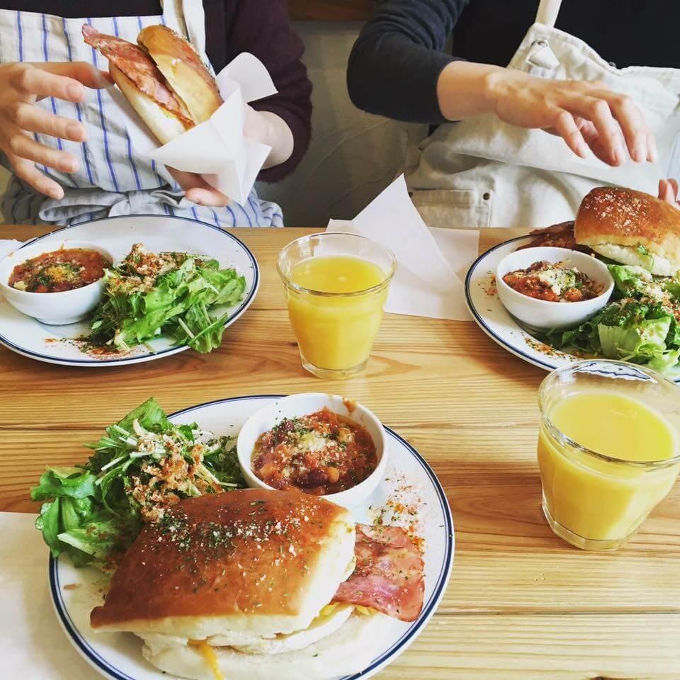 pique-niqueサンドイッチ