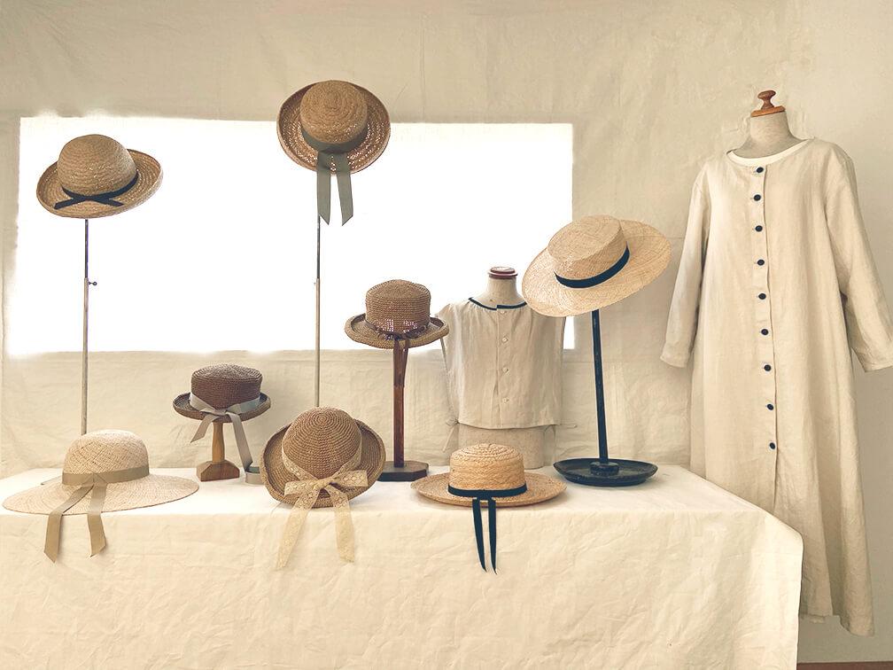 2020 帽子と洋服のオーダー会