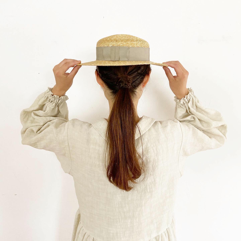 ・おはようございます・6月最初の今日は帽子日和の良い天気・本日11:00から16:30までお待ちしています・店舗にはお選びいただける帽子が揃っていますのでお散歩がてらお立ち寄り下さいませ・・遠方のかたはオンラインショップもどうぞご利用くださいませ(ただいま全商品送料無料です)・・