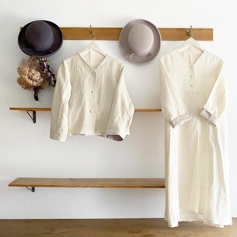 10月9日(土)10(日)katakana カタカナ自由が丘店@katakana_jiyugaoka のマルシェスペースにて出店させていただきます・・帽子も洋服も出来たての今の季節に合うものをたくさんご用意できそうです・・katakanaさんの店内にはバラエティー豊かで楽しい空間毎週金曜日のインスタライブも情報満載です・・秋のお散歩に是非お立ち寄りくださいませ・・時間11:00から19:00まで・・